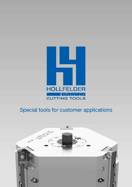 HOLLFELDER-Guhring Cutting tools