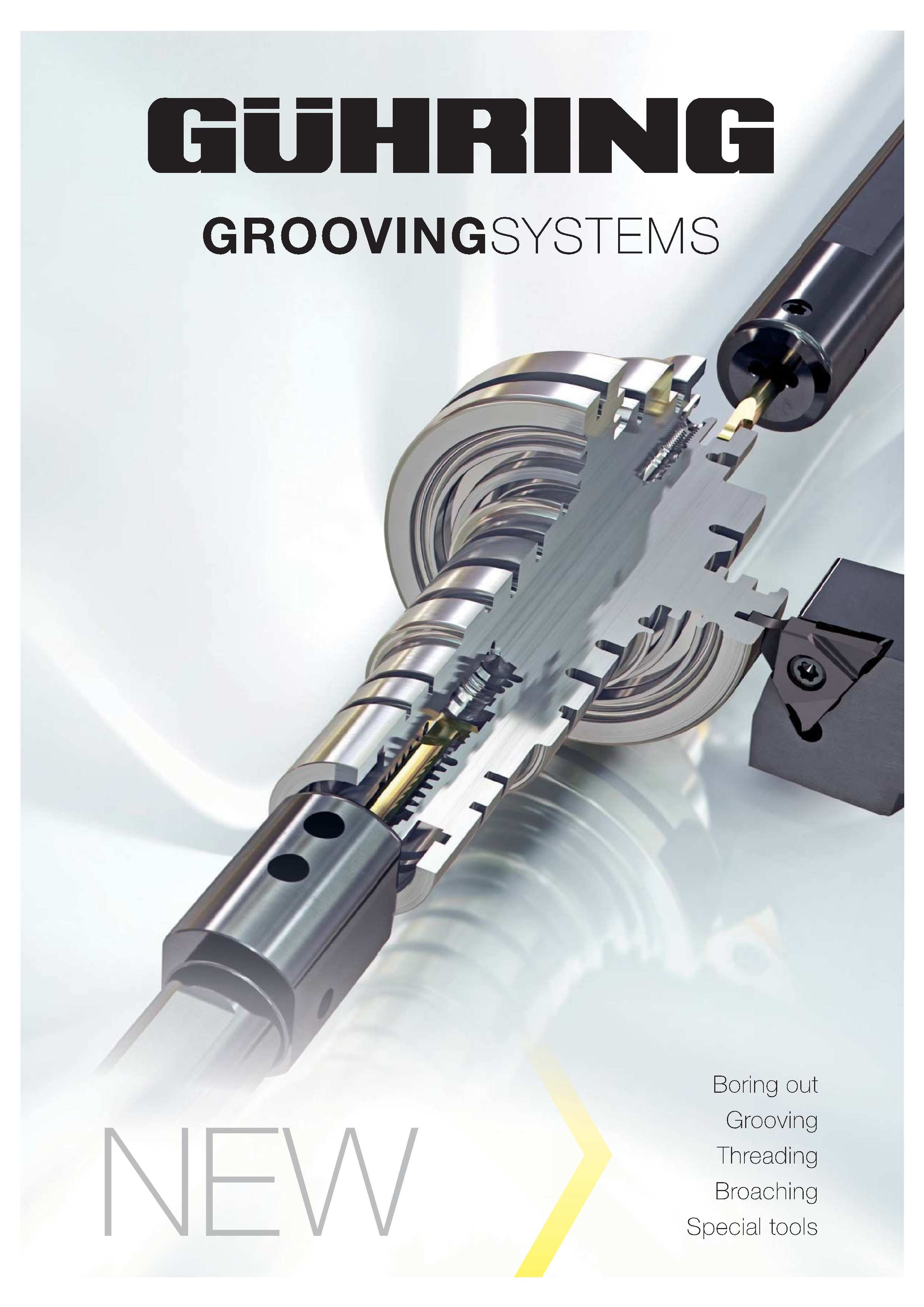 GROOVING SYSTEM