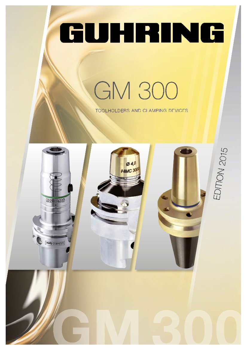 GM300 TOOLING SYSTEM
