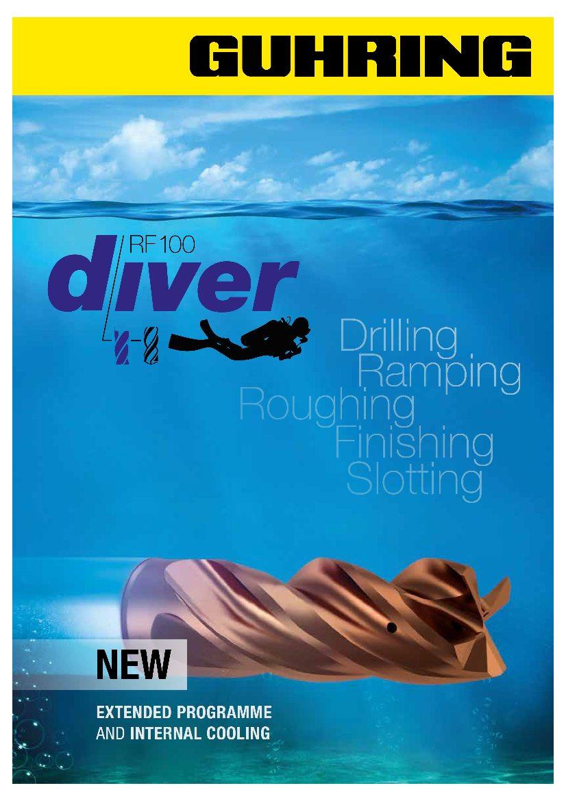 RF100 diver new