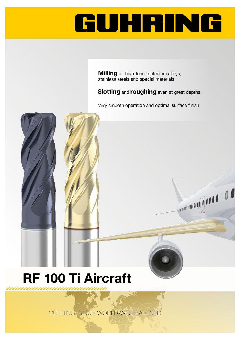 RF100 Ti Aircraft