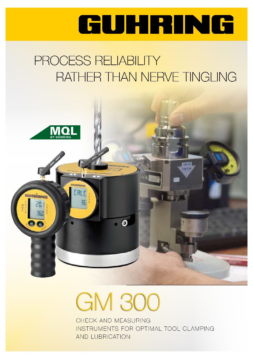 GM300 Testing and measuring devices
