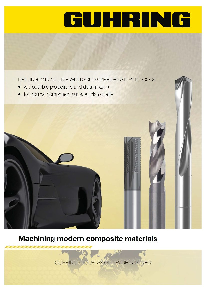 Solid carbide and PCD tools