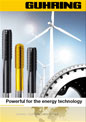Powerful for the energy technology
